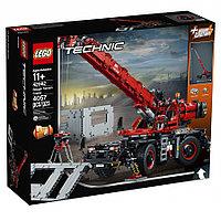 42082 Lego Technic Подъёмный кран для пересечённой местности, Лего Техник