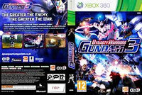 Dynasty Warriors - Gundam 3 (Action)