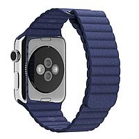 Ремешок LUX-3 Apple Watch (iwatch) Синий, 42-44