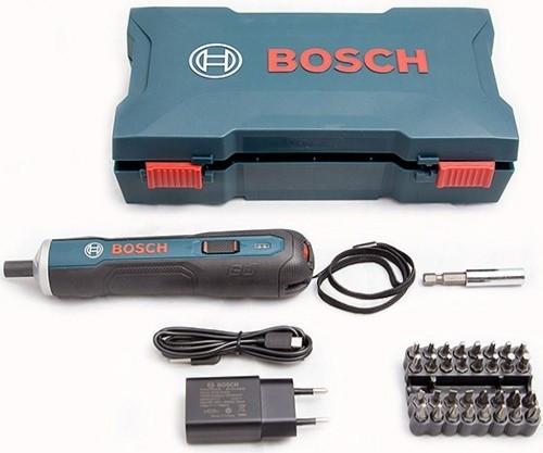 Электрическая отвертка Bosch GO