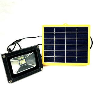 Прожектор на солнечных батареях 25W.