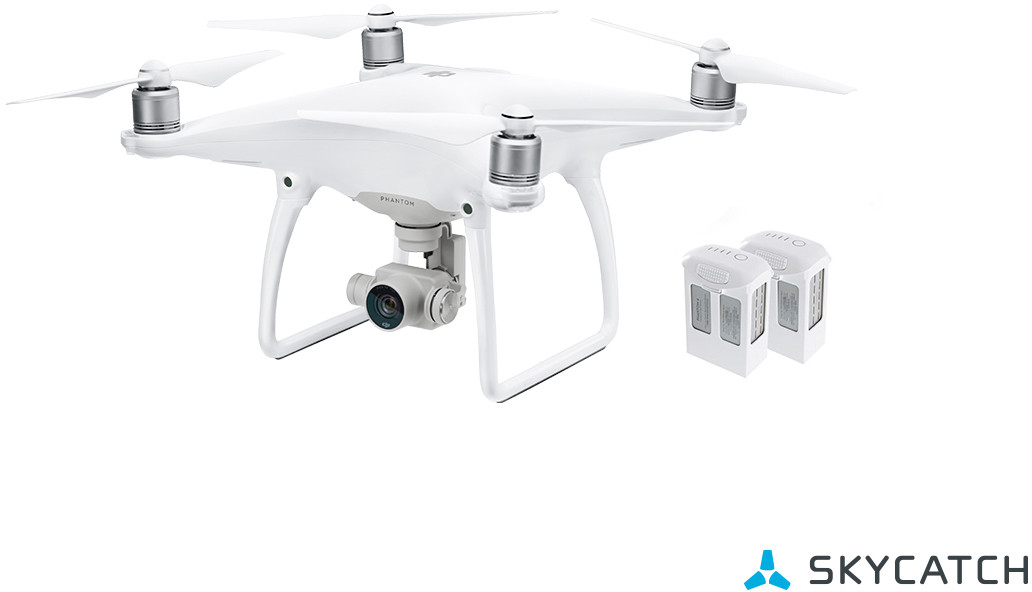 Дрон DJI Phantom 4 PRO Reality Capture Package