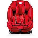 Автокресло Heyner Capsula MultiFix ERGO 3D-SP (I,II,III)  Racing Red С креплением IsoFix, фото 4