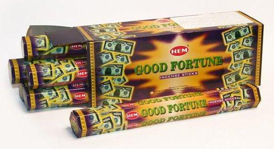"Благовония НЕМ "" Good Fortune/Удача-Фортуна"""