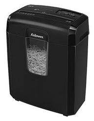 Шредер Fellowes® PowerShred® 8Cd, DIN P-4, 4х35мм, 8лст., 14лтр.,уничт.: скобы,скр., пл.карты,CD