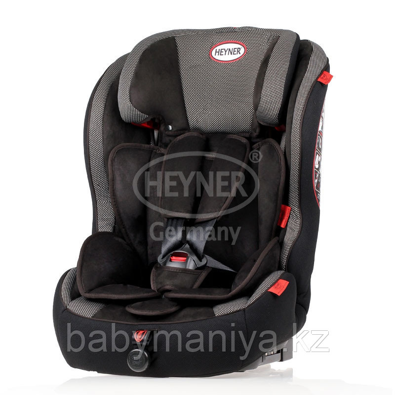 Автокресло Heyner MultiRelax AERO Fix Pantera Black