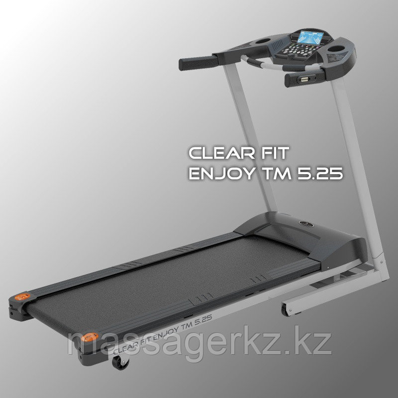 Беговая дорожка — Clear Fit Enjoy TM 5.25 - Интернет магазин massagerKZ в Алматы