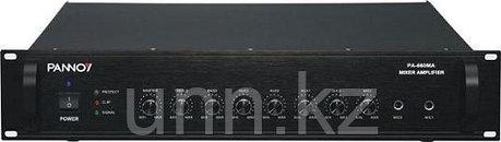 PA-660МP - Усилитель мощности со встроенным MP3 проигрывателем, фото 2