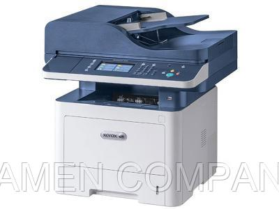 МФУ Xerox WorkCentre 3335DNI White-Blue