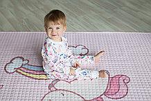 Трикотажная пижама детская