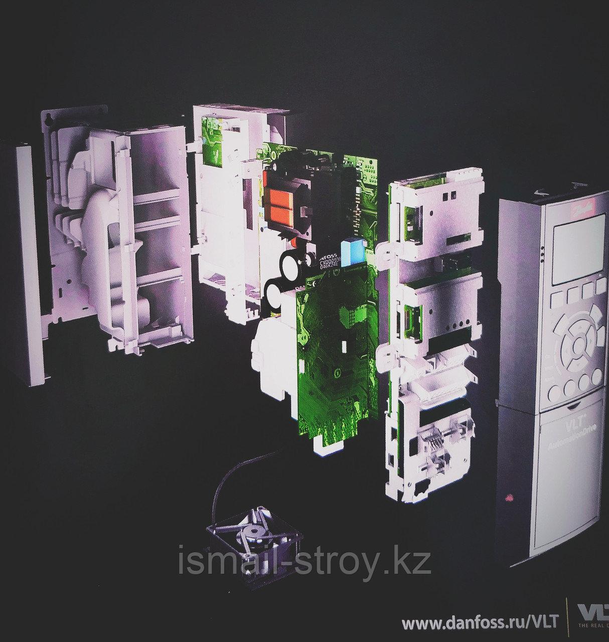 Преобразователь частоты VLT Micro Drive FC 51,132F0007, 2,2 кВт