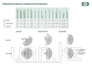 Астра-531 АК (Извещатель охранный поверхностный звуковой ИО 329-16), фото 2