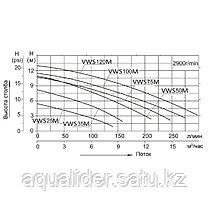 Насос AquaViva LX STP100M/VWS100M 10 м3/час (1HP, 220В), фото 2