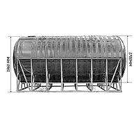 Резервуар для воды 9,0 м3 с опорой