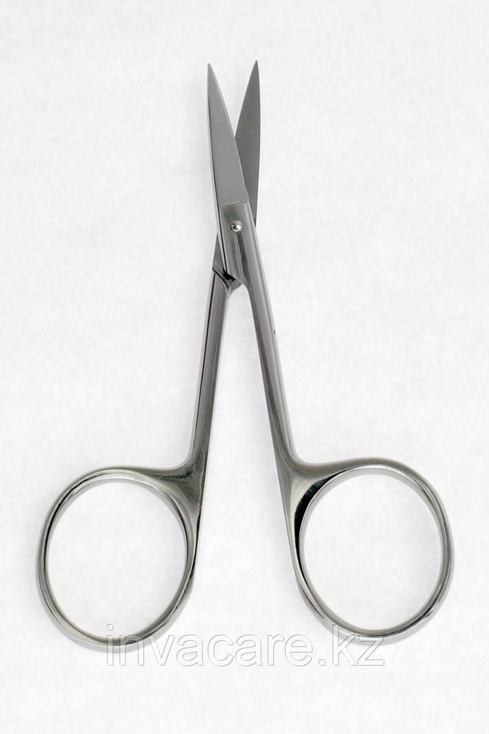 Ножницы остроконечные, прямые, 100мм *, 20-1721R