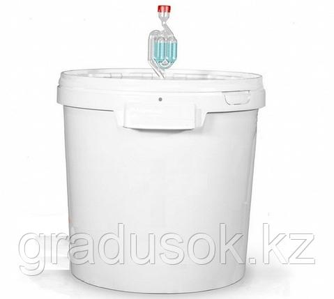 Бродильная ёмкость 18 литров без гидрозатвора, фото 2