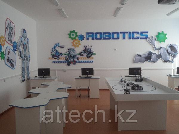 Кабинет Робототехники для Университетов
