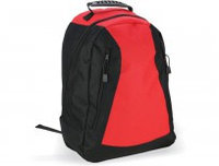 Рюкзак черно красный