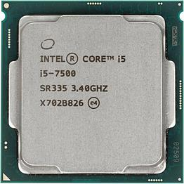 CPU Intel Core i5 7500, 3.4 GHz, S-1151