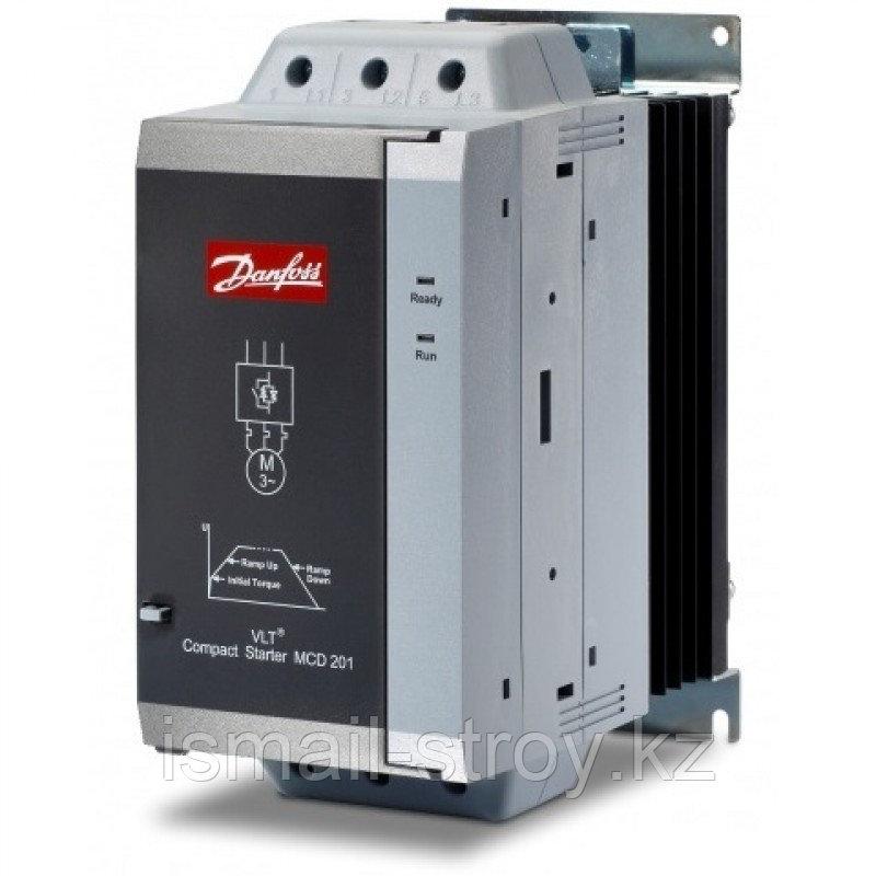 Устройство плавного пуска VLT MCD 201. 175G5183 кВт 55