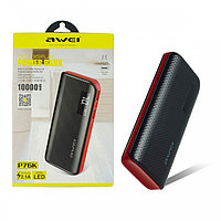 Powerbank Awei P76K 10000 mAh красный
