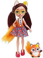 Кукла Enchantimals Фелисити Лис, фото 1