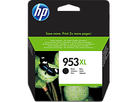 HP 953XL Black Original Ink Cartridge for OfficeJet  Pro 8710/8715/8720/8725/8730/7740/8210/8218, up to 2000 pages