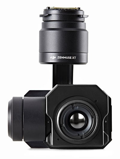 Камера Zenmuse XT