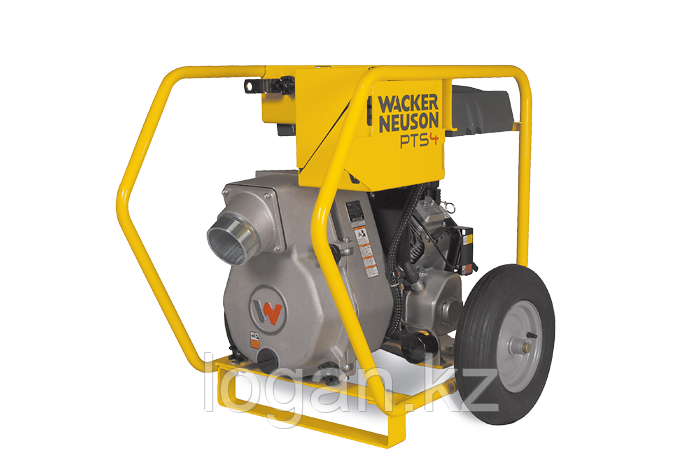 Мотопомпа для грязной воды Wacker Neuson PTS 4V