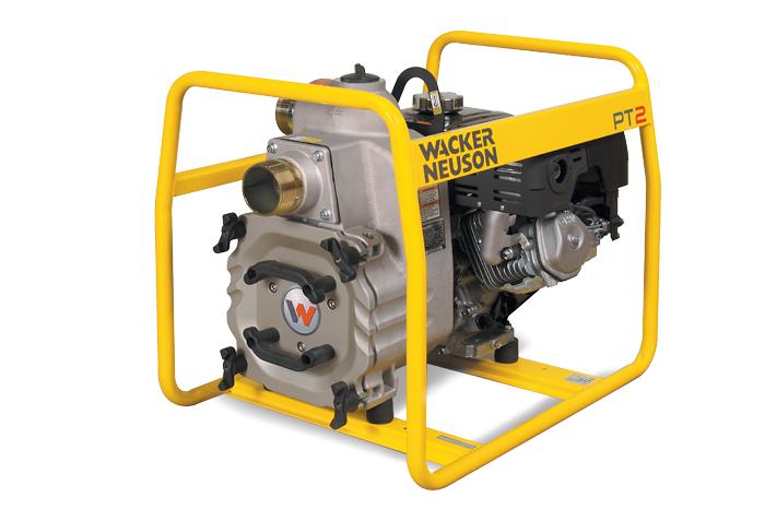 Мотопомпа бензиновая для грязной воды Wacker Neuson PT 2A
