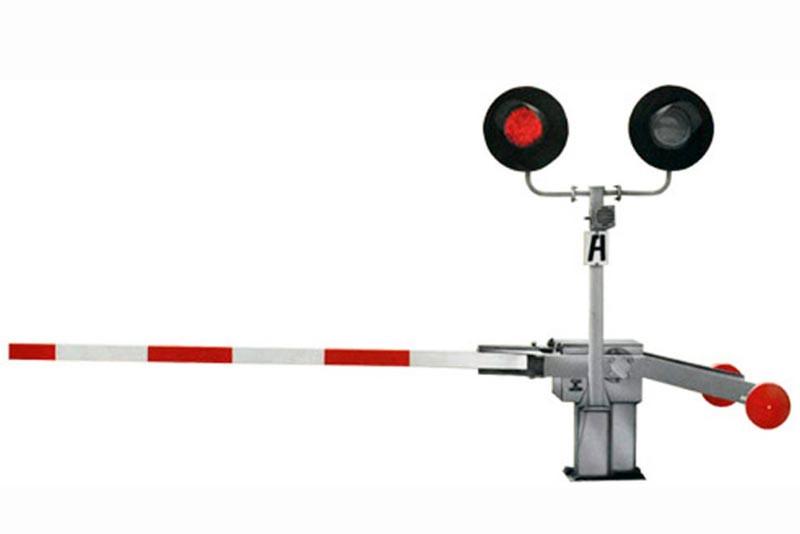 Шлагбаумы ПАШ-1 для железнодорожных переездов
