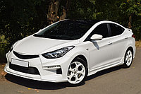 Обвес M&S Style на Hyundai Elantra (Avante MD) 2010+ , фото 1