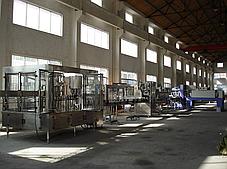 Автомат линия выдува до 2,0 л и розлива 1,0 л бутылок, 4000 бут/час, фото 2