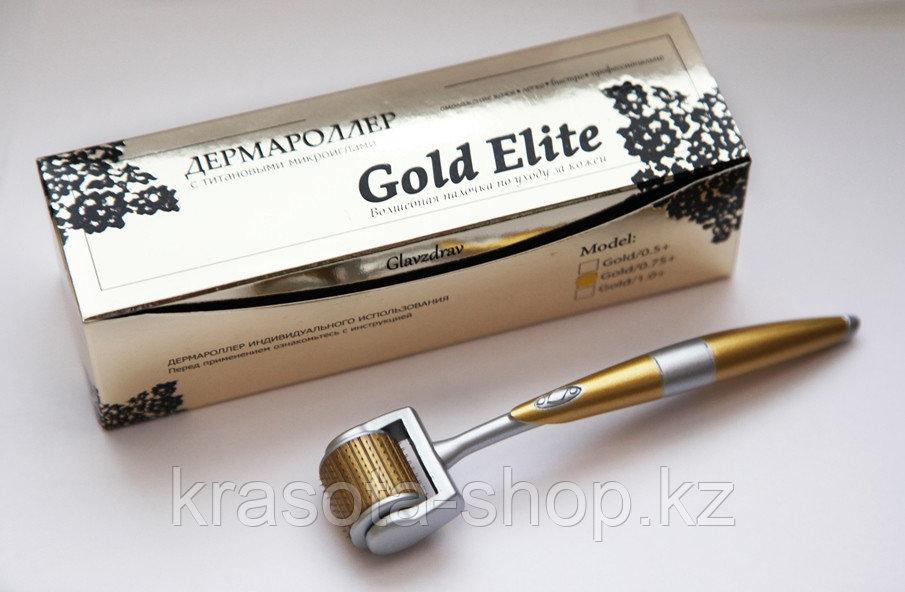 Мезороллер - Дермароллер Gold Elite - Модели GoldMT+