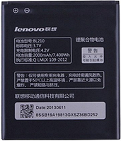 Заводской аккумулятор для Lenovo A766 (BL-210, 2000mAh)