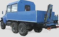 Грузопассажирский автомобиль УРАЛ-4320 с КМУ ИМ-50, фото 1