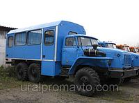 Автобус вахтовый Урал 32551-0013-61, фото 1