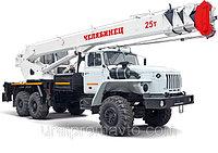 """Автокран КС-55732 """"Челябинец"""" УРАЛ-4320, фото 1"""