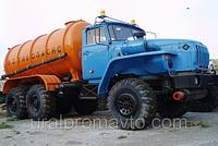 Автоцистерна нефтепромысловая АКН-10 УРАЛ-4320, фото 1
