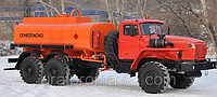 Автотопливозаправщик АТЗ-10 УРАЛ-4320, фото 1