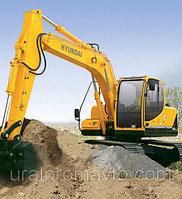 Экскаватор гусеничный R140LC-9S