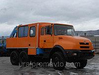 АРОК с КМУ ИМ-50 УРАЛ-4320, фото 1