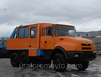 АРОК с КМУ ИМ-50 УРАЛ-4320