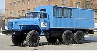 Грузопассажирский автомобиль ГПА УРАЛ-4320