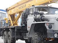 Автогидроподъемник ПМС-328-01 УРАЛ-4320, фото 1