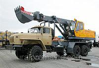 Экскаватор-планировщик EW-25 УРАЛ-4320, фото 1