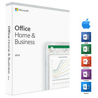Microsoft Office Home and Business 2019 офисный пакет (T5D-03245)