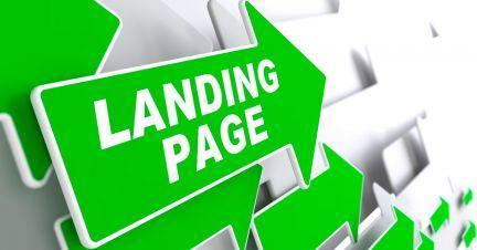 Создание Landing page в Астане