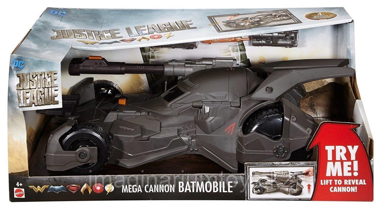Бэтмобиль со стреляющим оружием Mattel