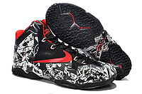 Кроссовки Nike LeBron XI (11) Graffiti Elite 2014 (40-46), фото 1